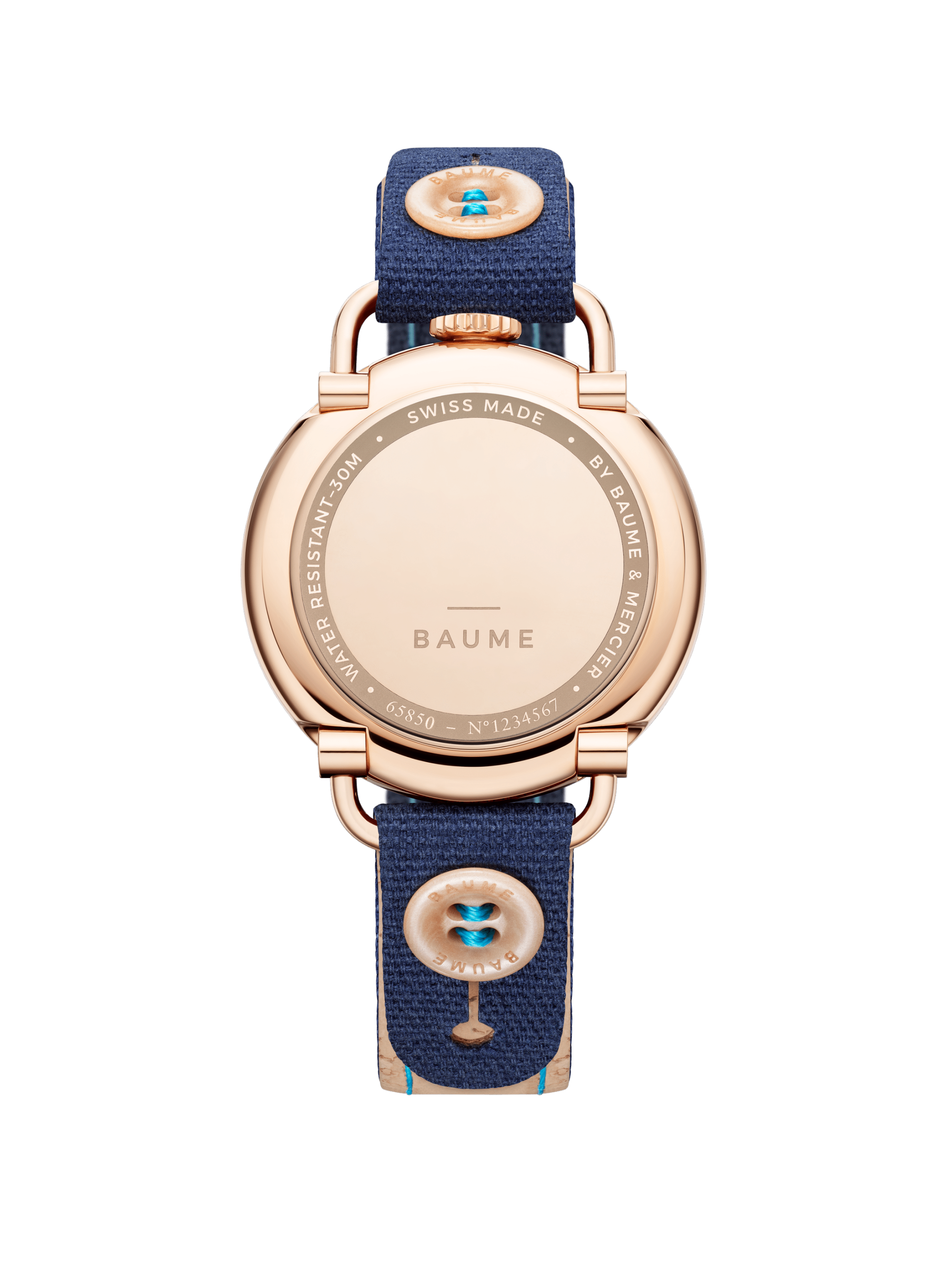 Baume 10603 Watch for ladies | Check Prices on Baume & Mercier Back -