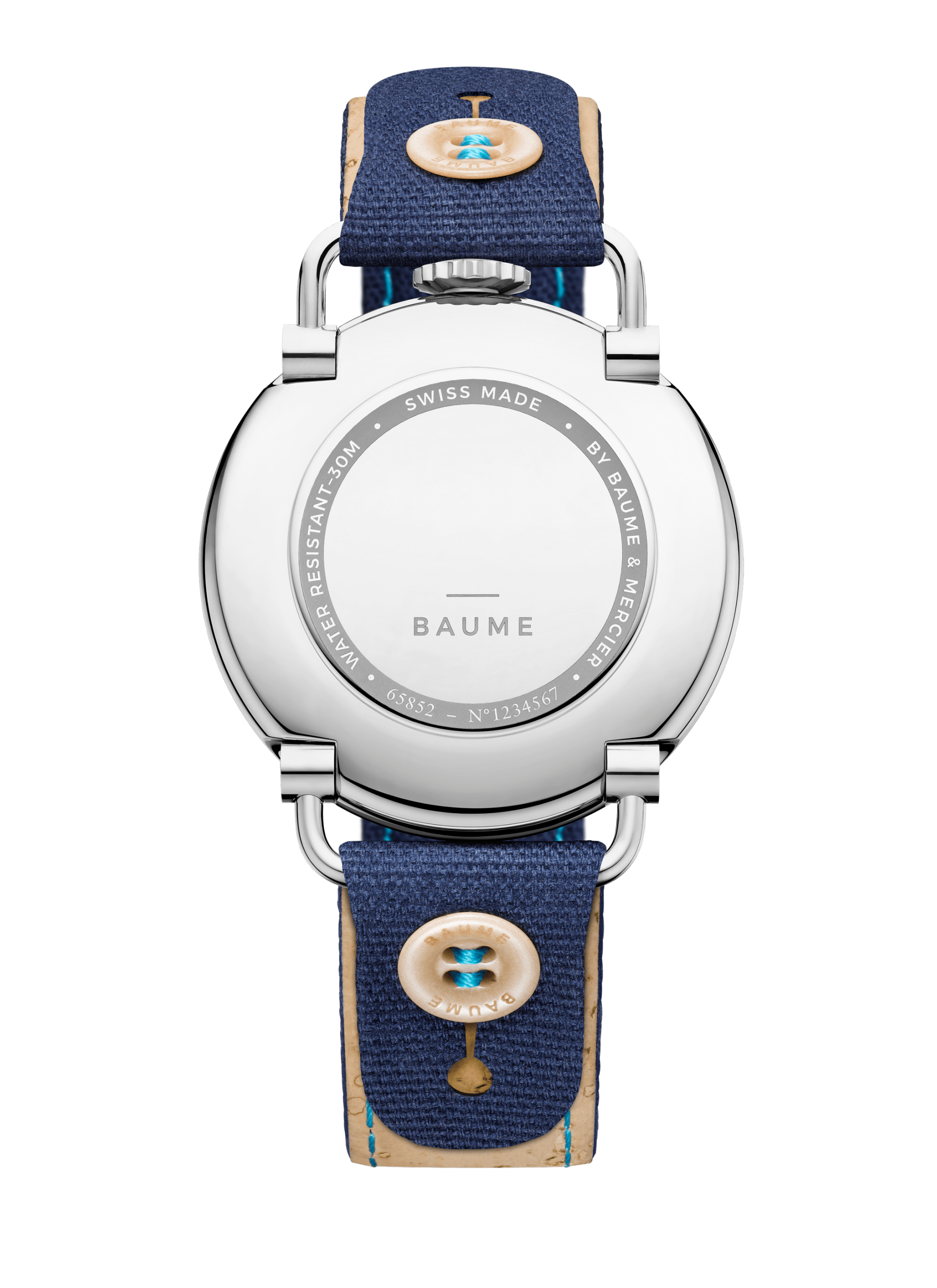 Baume 10601 Watch for men | Check Prices on Baume & Mercier Back -