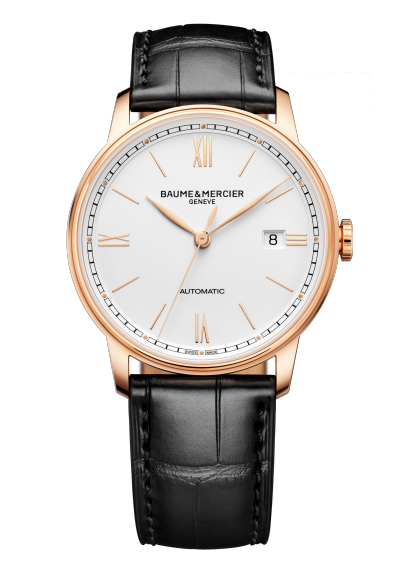 Classima 10597 Watch for men | Check Prices on Baume & Mercier Front -