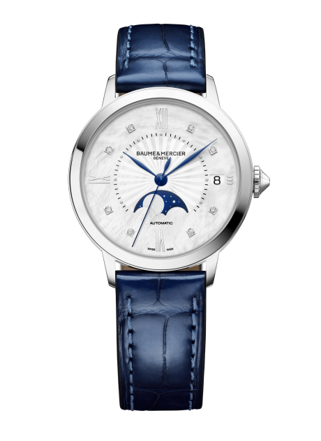 Classima 10633 Watch for ladies | Check Prices on Baume & Mercier Front -