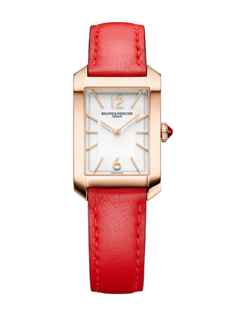 Hampton 10628 Watch for ladies | Check Prices on Baume & Mercier Front -