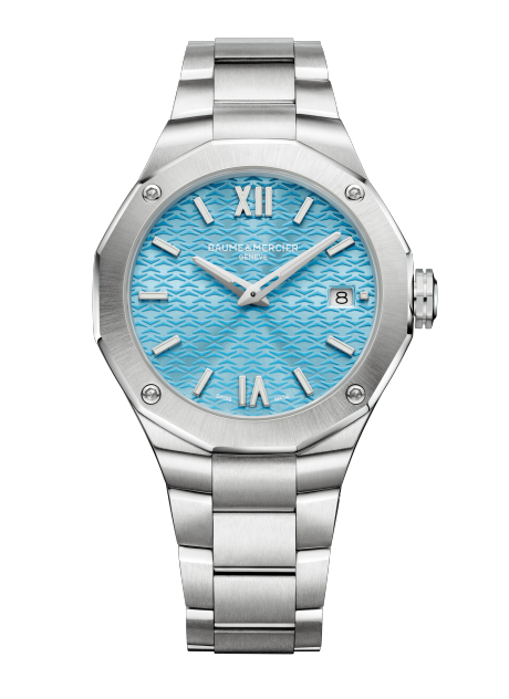 Riviera 10612 Watch for ladies | Check Prices on Baume & Mercier Front -