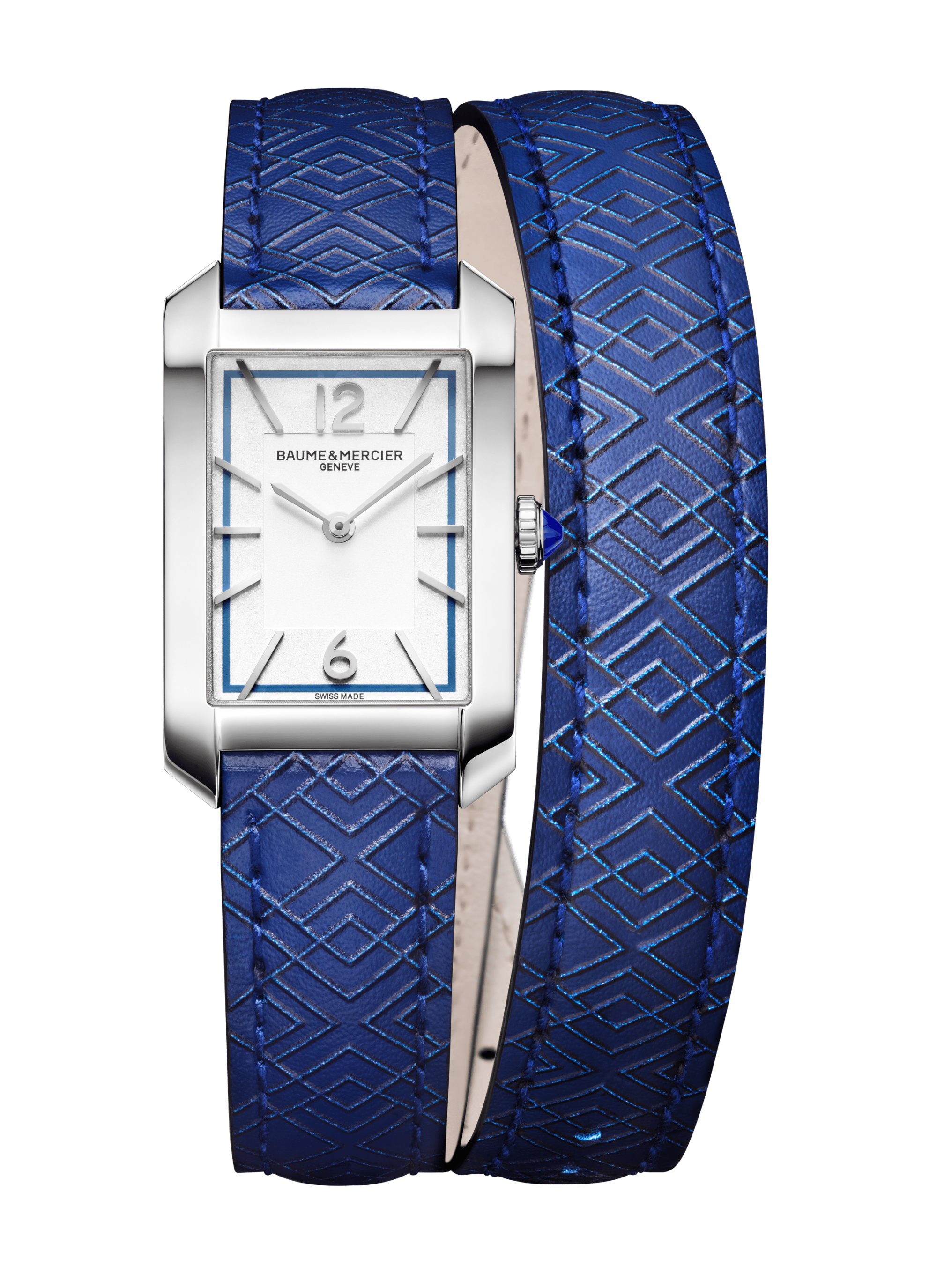 Hampton 10629 Watch for ladies | Check Prices on Baume & Mercier Front -