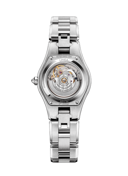 Linea 10113 Watch for ladies | Check Prices on Baume & Mercier - Back