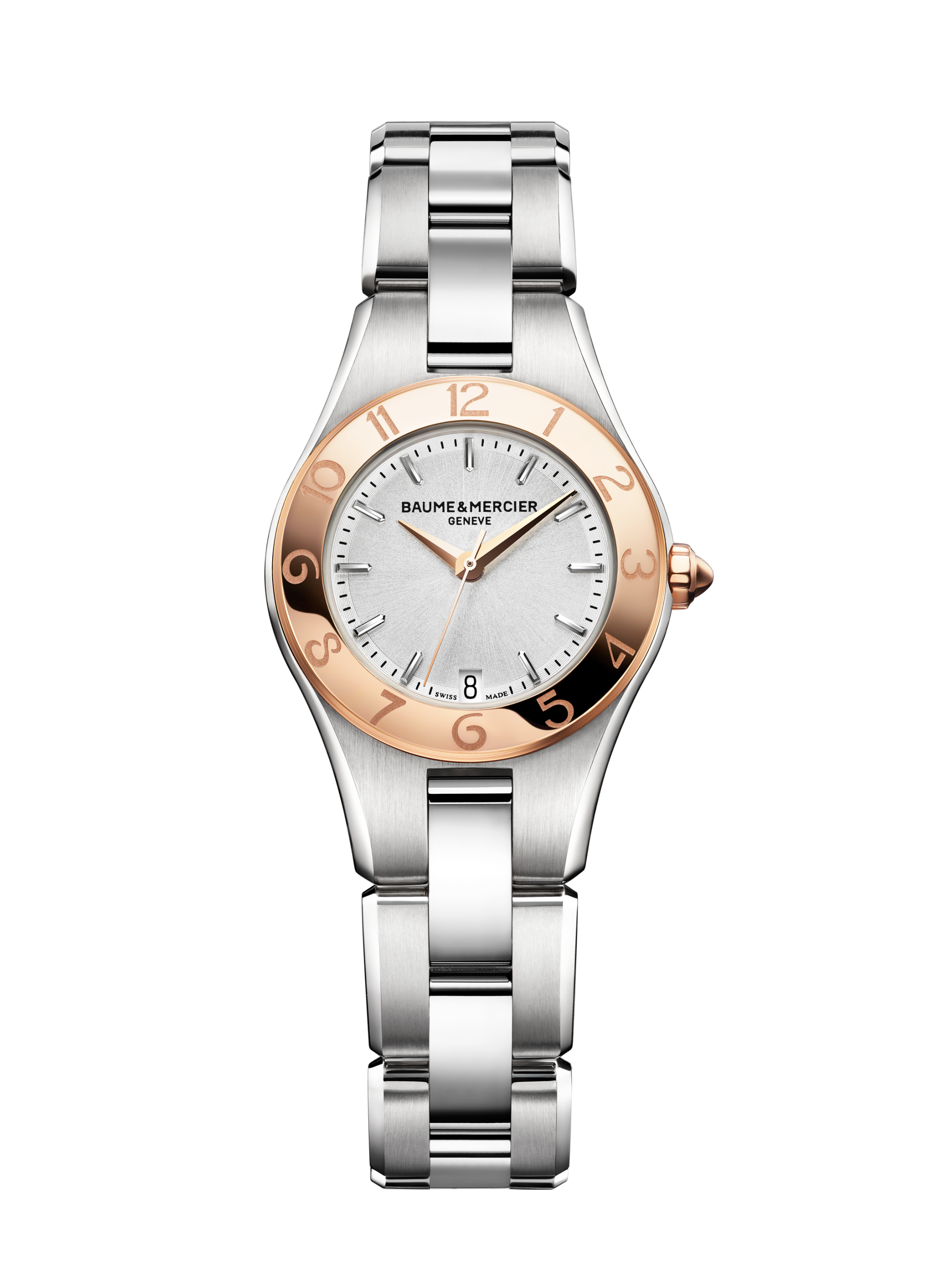 Linea 10079 Watch for ladies | Check Prices on Baume & Mercier Front -
