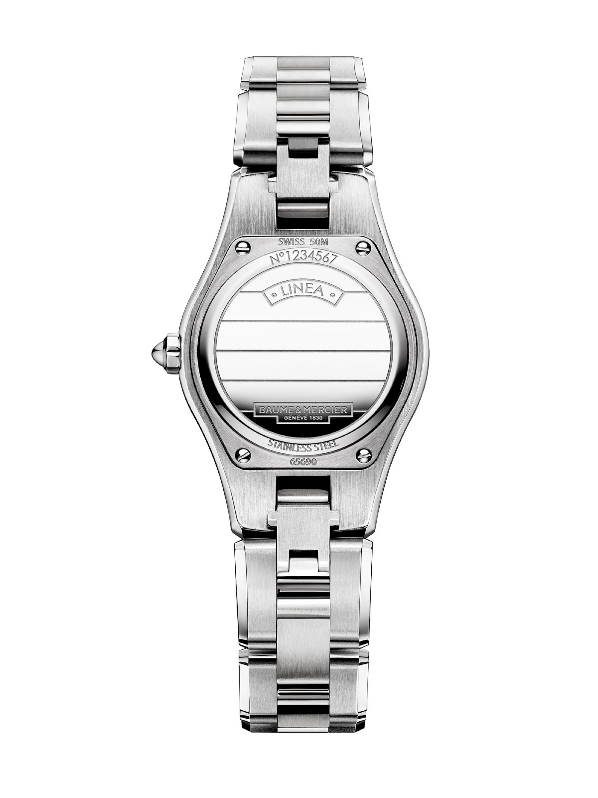 Linea 10010 Relógio para mulher | Baume & Mercier null null