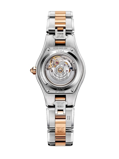 Linea 10114 Watch for ladies | Check Prices on Baume & Mercier Back -