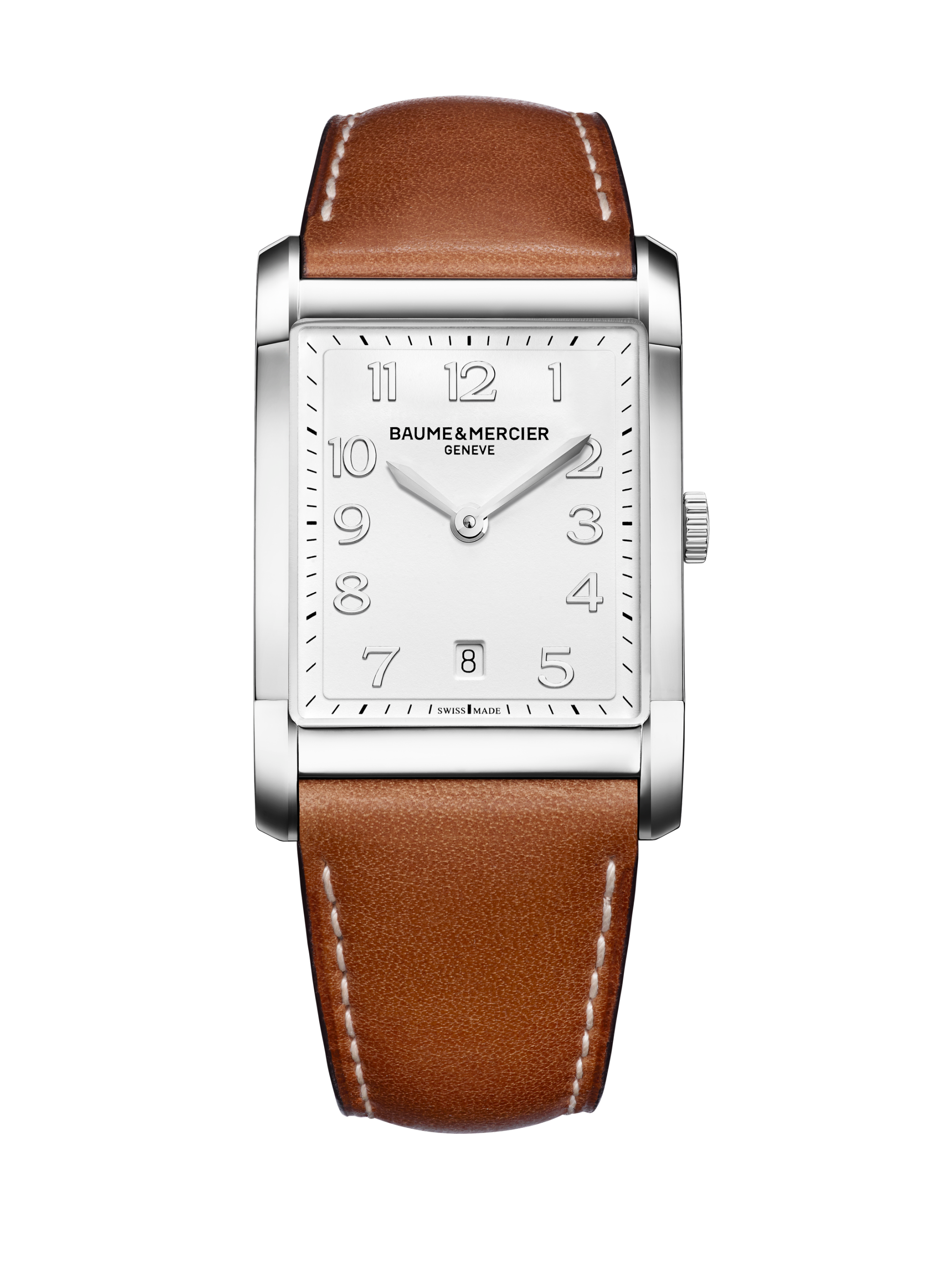 Hampton 10153 Watch for men | Check Prices on Baume & Mercier Front -
