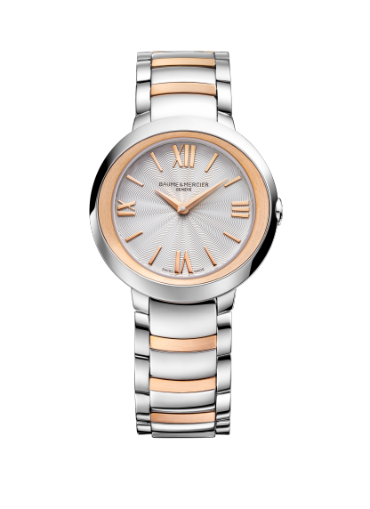 Promesse 10159 Watch for ladies | Check Prices on Baume & Mercier - Front