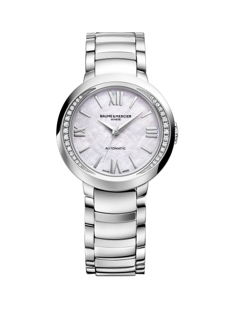 Promesse 10184 Watch for ladies | Check Prices on Baume & Mercier Front -