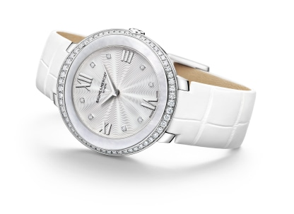 Promesse 10165 Watch for ladies | Check Prices on Baume & Mercier 3|4 -