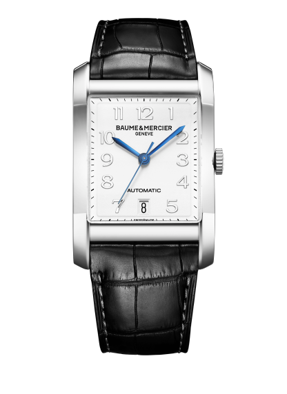 Hampton 10155 Watch for men | Check Prices on Baume & Mercier Front -