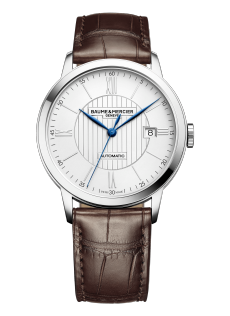 Classima 10214 Watch for men | Check Prices on Baume & Mercier - Front