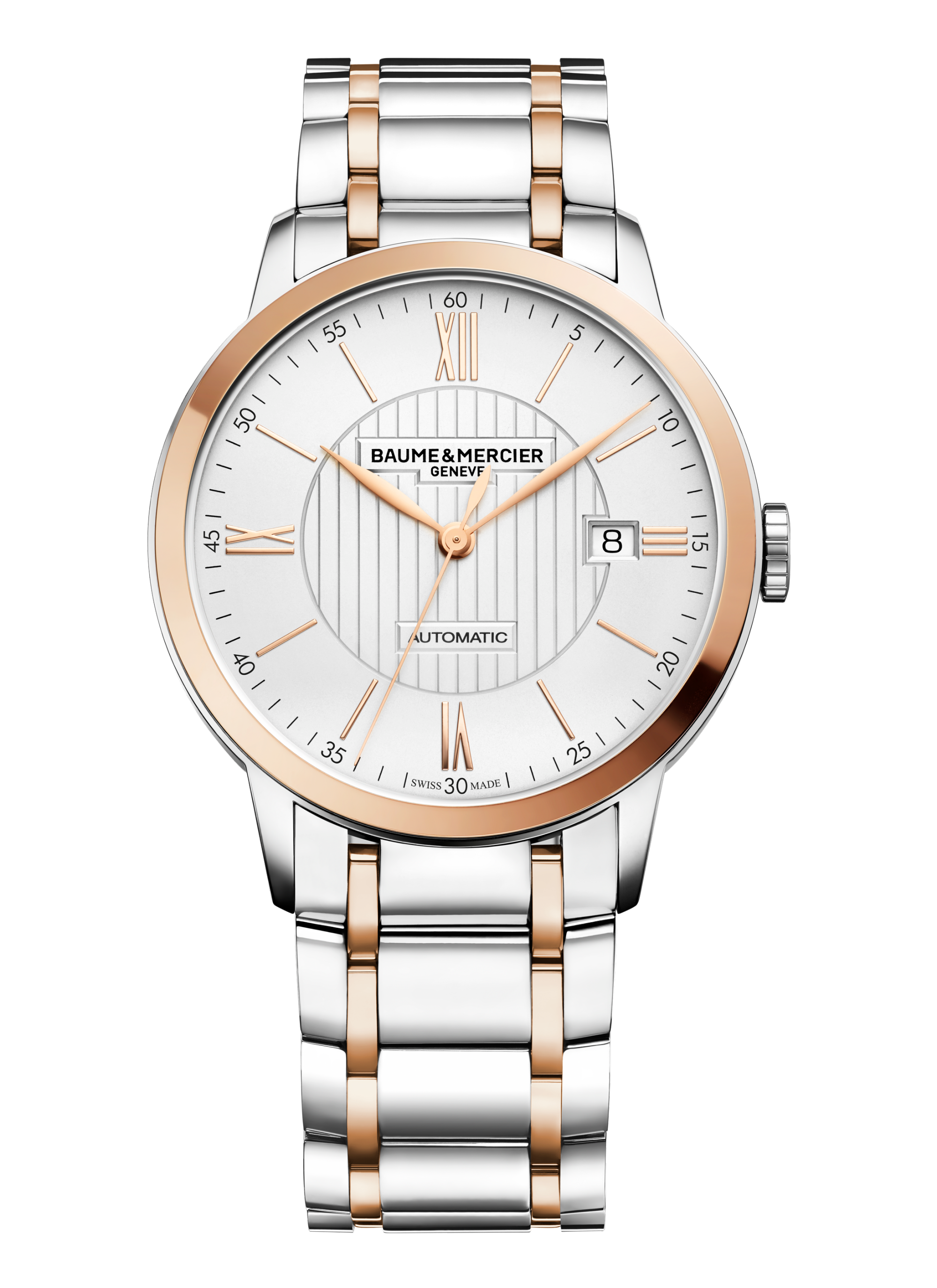 Classima 10217 Watch for men | Check Prices on Baume & Mercier Front -