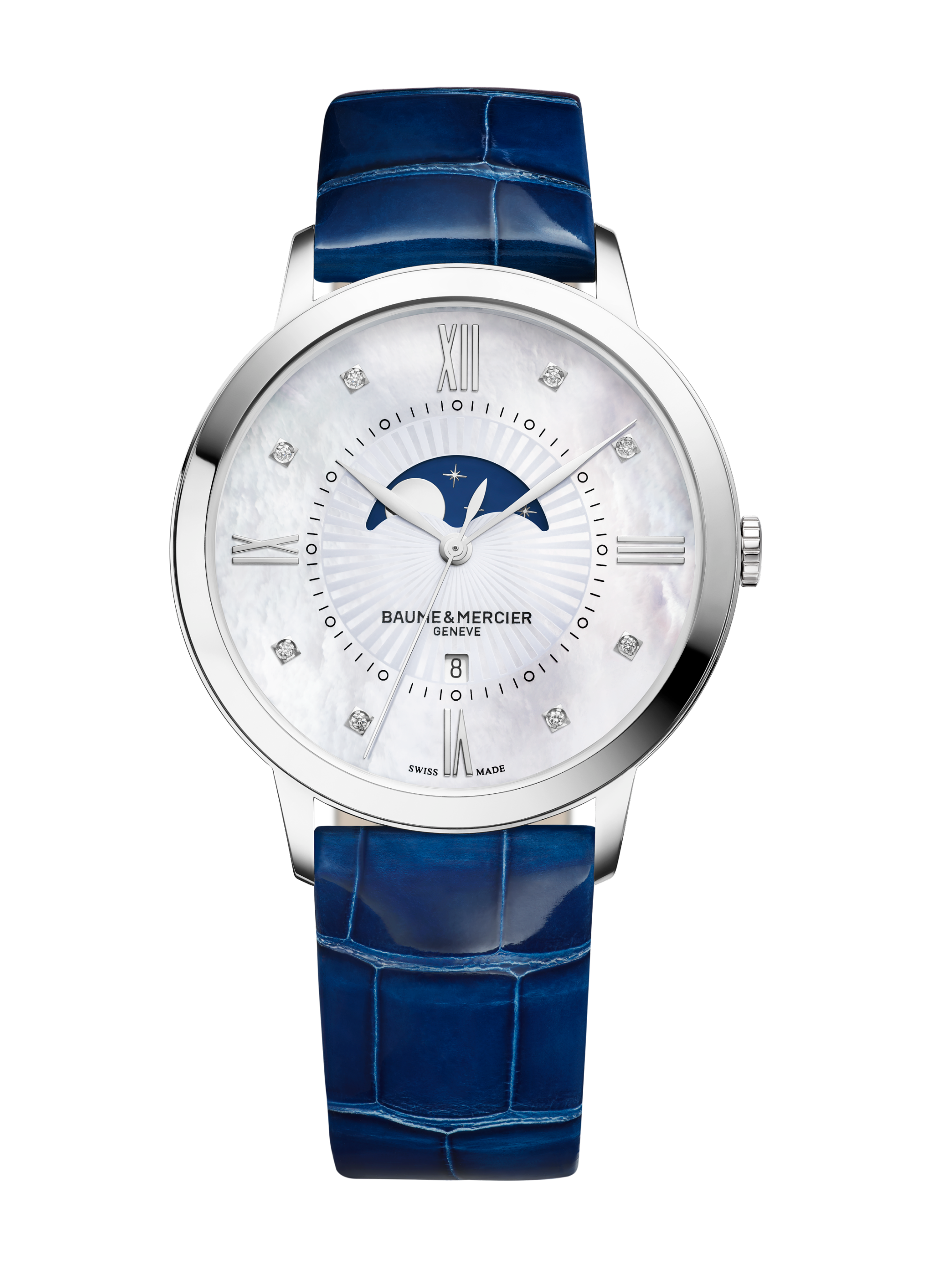 Classima 10226 Watch for ladies | Check Prices on Baume & Mercier Front -