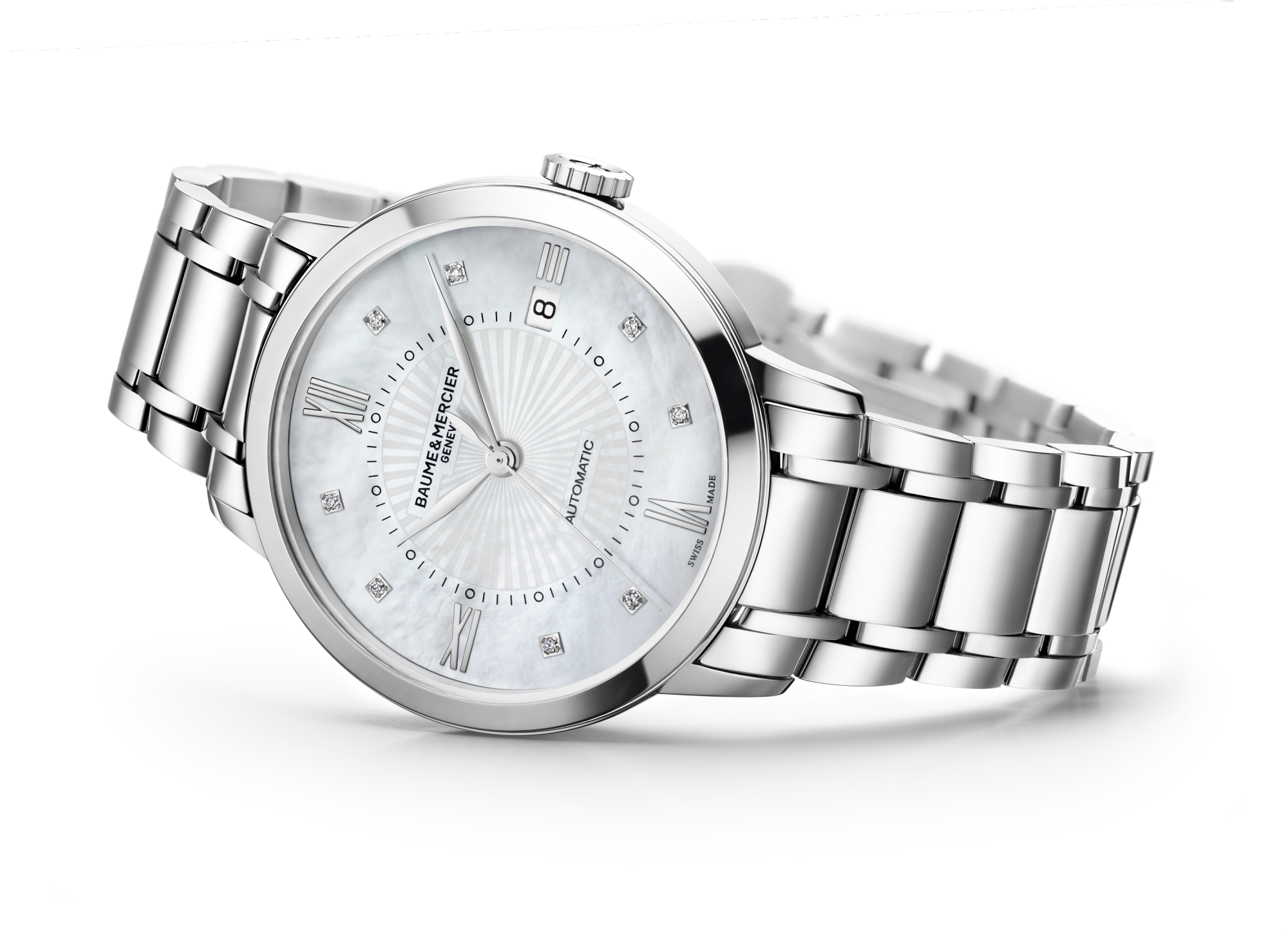 Classima 10221 Watch for ladies | Check Prices on Baume & Mercier 3|4 -