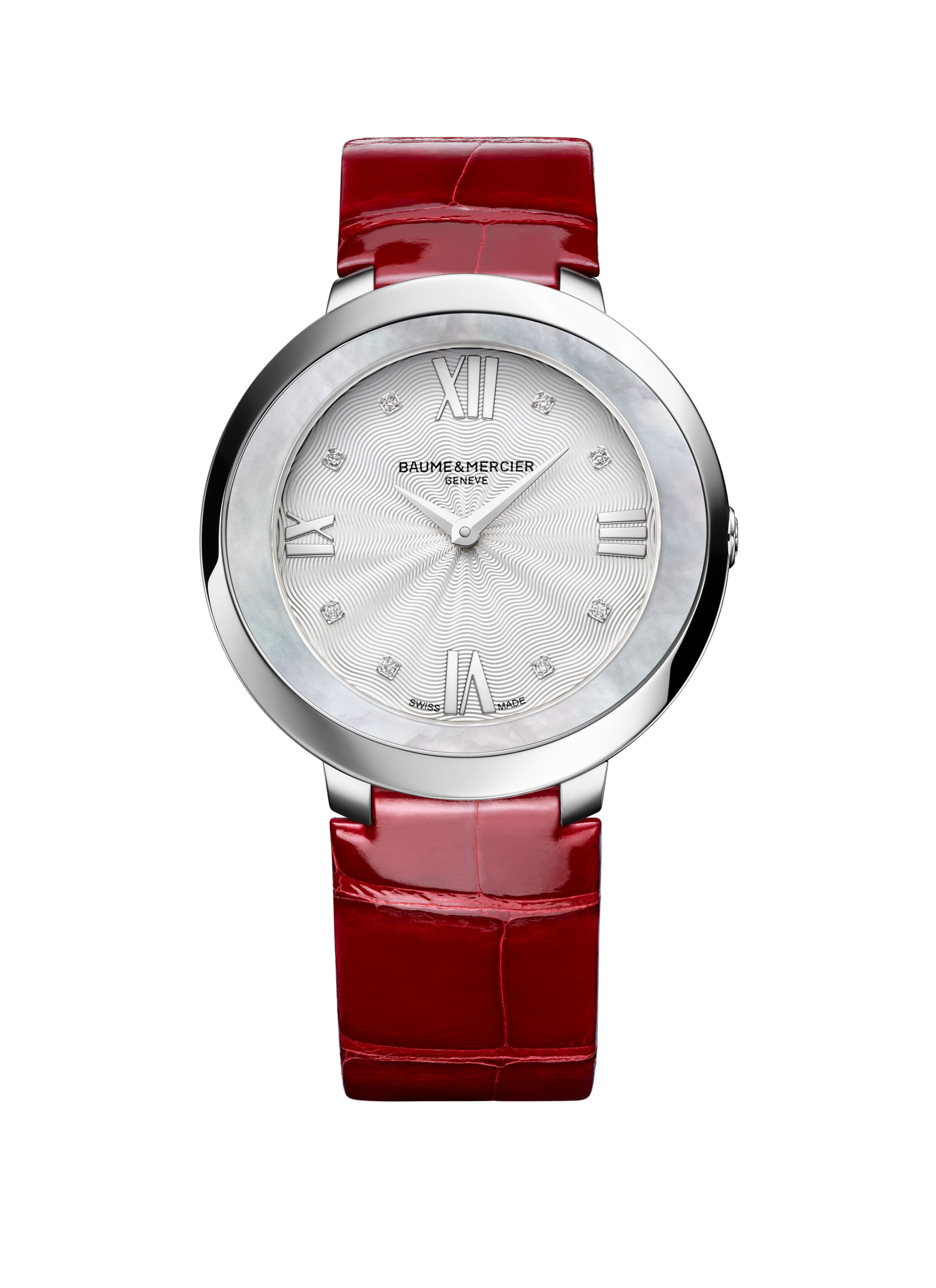 Promesse 10262 Watch for ladies | Check Prices on Baume & Mercier Front -