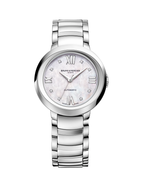 Promesse 10238 Watch for ladies | Check Prices on Baume & Mercier Front -