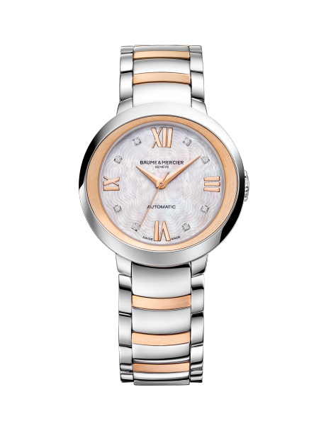 Promesse 10239 Watch for ladies | Check Prices on Baume & Mercier Front -