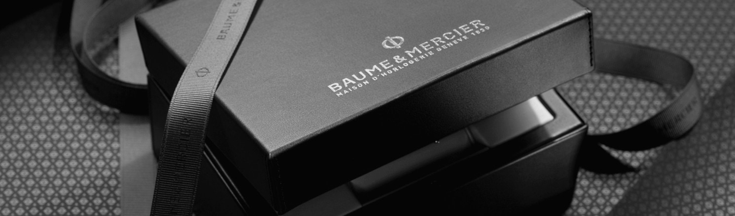 baume et mercier watches gift